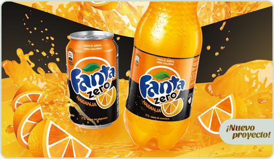 Blog Fanta Zero