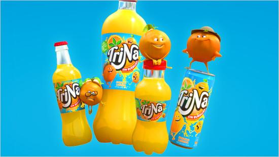 … y con un 10% de zumo, lo que la convierte en una importante fuente de Vitamina C para toda la familia.