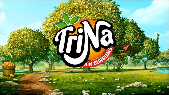 TriNa es la marca de bebida refrescante sin gas que nos acompaña en nuestra diversión más frutal desde 1934.