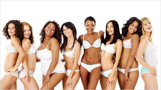 Dove apuesta por la belleza real de las mujeres. No importan las tallas, estaturas o constituciones, pero sí que nuestra piel luzca cuidada, sana e hidratada.