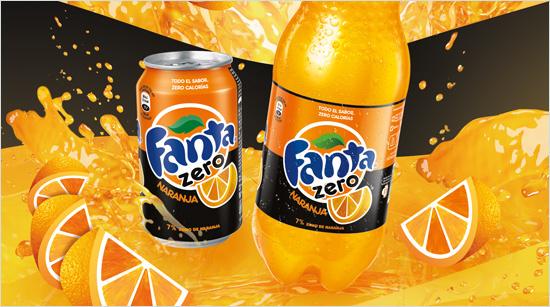 En este proyecto redescubriremos Fanta Zero, la variedad sin calorías de Fanta, que  mantiene el sabor y las refrescantes burbujas de siempre…