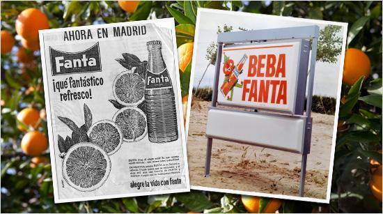 Fanta nació en 1941, pero no llegó a España hasta 1961. ¿Preparadas para conocerlo  todo sobre la marca?