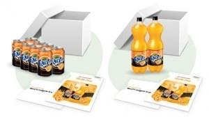 Pack de Fanta Zero Naranja