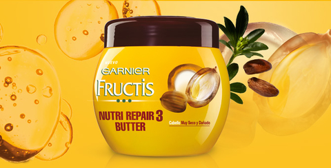 Fructis Nutri Repair 3 Butter