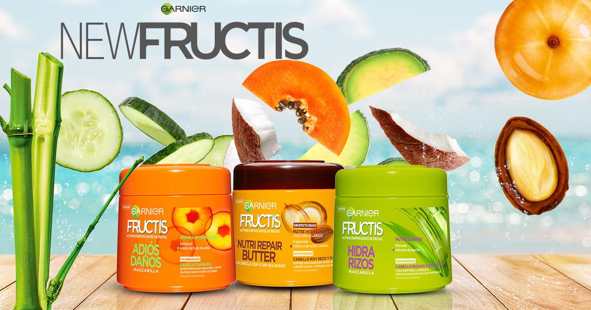 Fructis Mascarillas