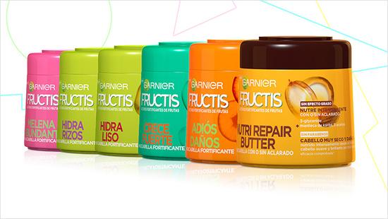 Este verano, cuidaremos nuestro cabello gracias a las mascarillas New Fructis…