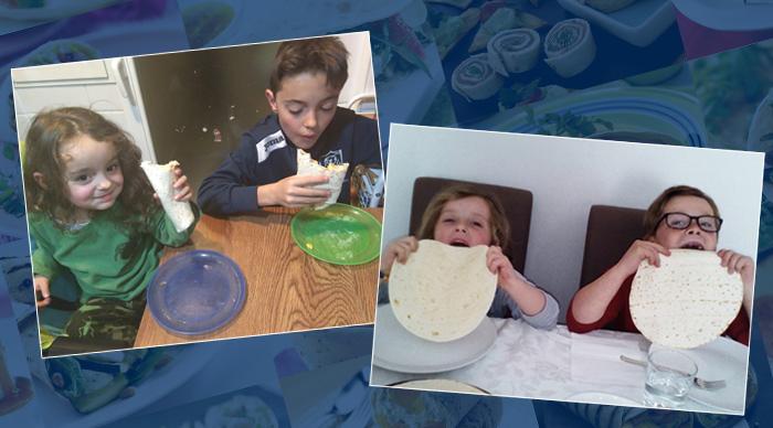 Los niños de las bopkis Felycidadfg y ESIK aprueban Mission Wraps.