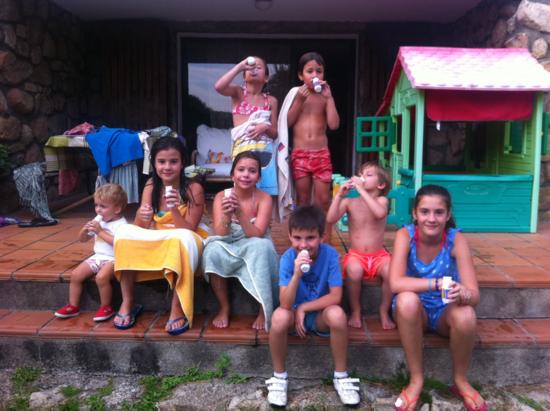 Sonrisa Actimel Kids Colujoca