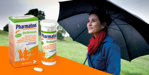 Pharmaton® Defensas
