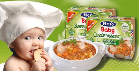 Hero Baby Recetas